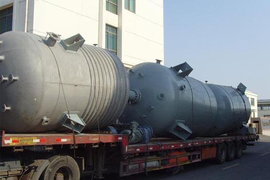 27m³不锈钢雷电竞注册釜