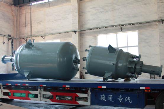 四川医药1000L、5000L的雷电竞注册加氢釜