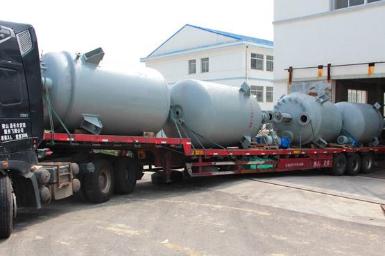 内蒙古4台10000L纯S30408机械密封雷电竞登录网址